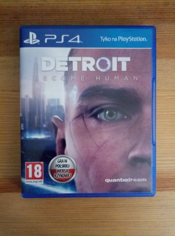 PS4 Detroit: Become Human (rus)