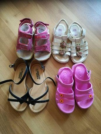 Sandalki dziewczece Lasocki i inne