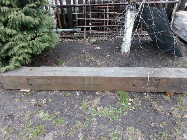 Belka drewniana 27cmx24cmx270cm