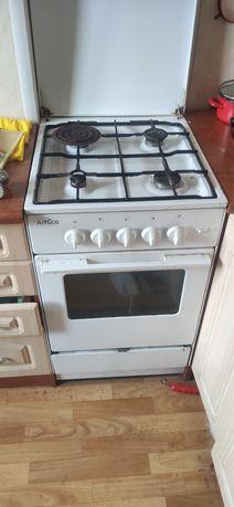 Kuchenka gazowa z piekarnikiem elektrycznym Amica