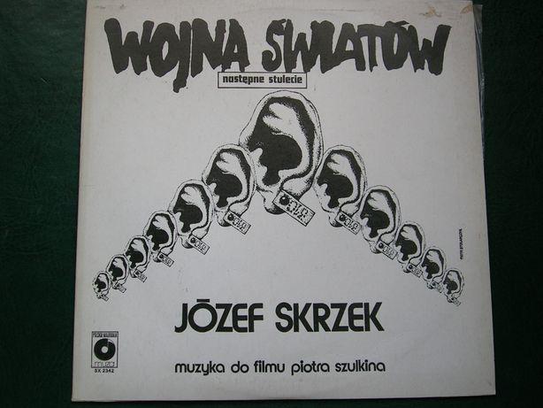 Józef Skrzek Wojna Światów. Płyta winylowa
