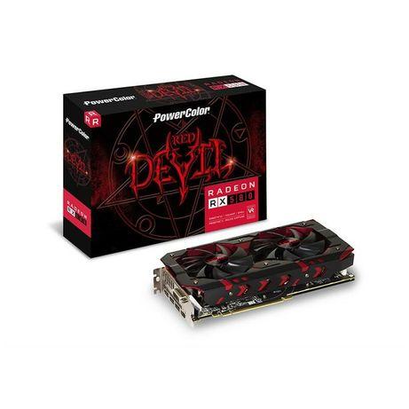 Продам видеокарту RX 580 8gb, PowerColor