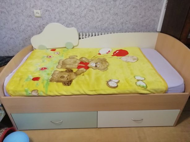 Детская (подростковая) кровать
