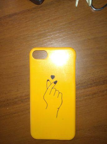 iPhone 7 новый чехол