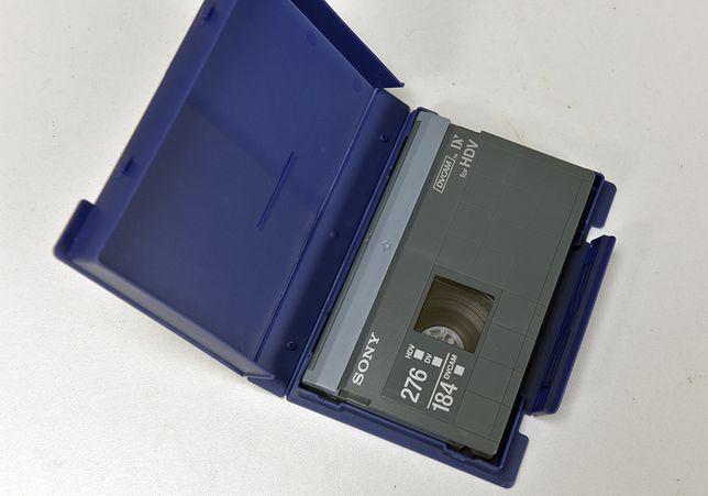 Cassetes Sony DVCAM 184 minutos