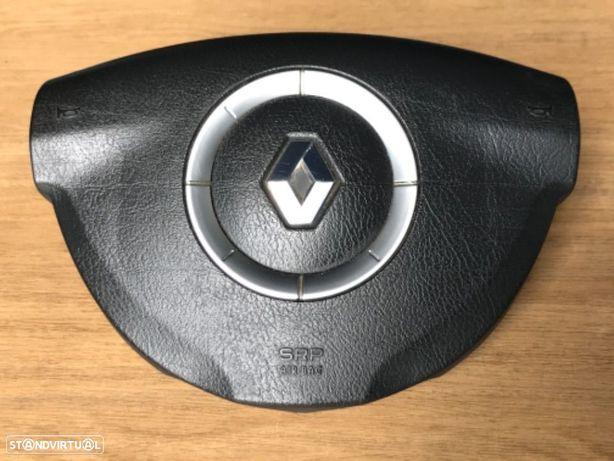 Centro do Volante Renault Laguna de 02 a 07
