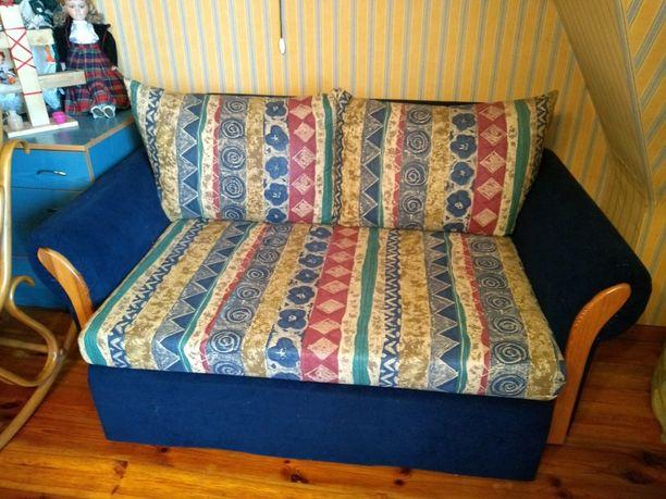 Kanapa, sofa rozkładana.