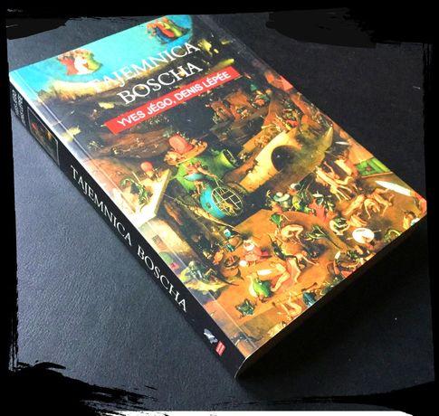 """Książka """"Tajemnica Boscha"""" Yves Jego"""
