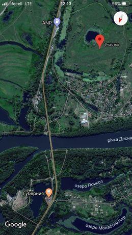 Продам земельный участок под Черниговом