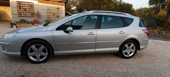 Vendo Peugeot407sw