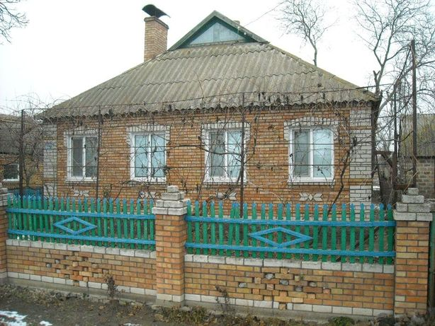 Продам дом Красногригорьевка