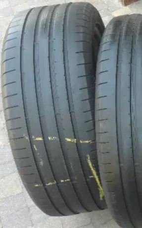 Opony Dunlop Sport Maxx RT2 235/45 R18 2 sztuki 2016r