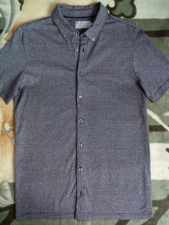 Мужская трикотажная рубашка М