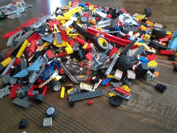 Klocki LEGO lego 4 kg