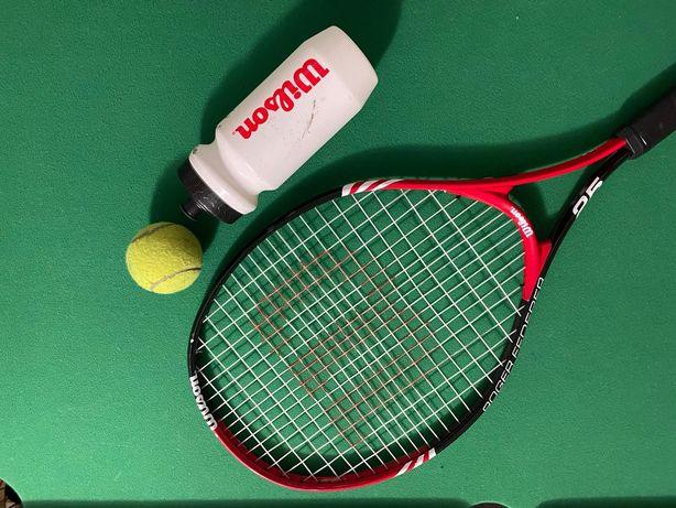 Raquete Wilson Raquete Wilson  - edição Roger Federer