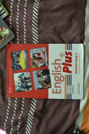 książka, podręcznik do angielskiego, gimnazjum