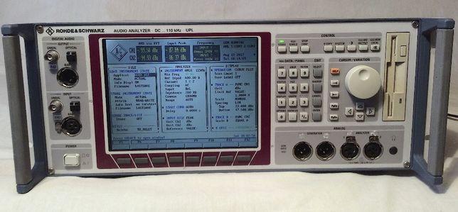 Rohde & Schwarz UPL, аудио анализатор