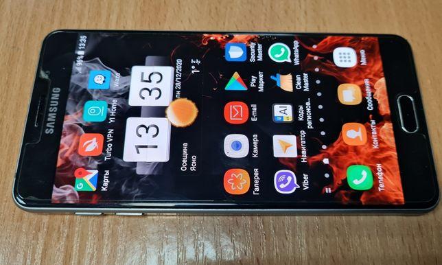 Продается Samsung Galaxy A7 2016 A710 Duos в хорошем состояниии