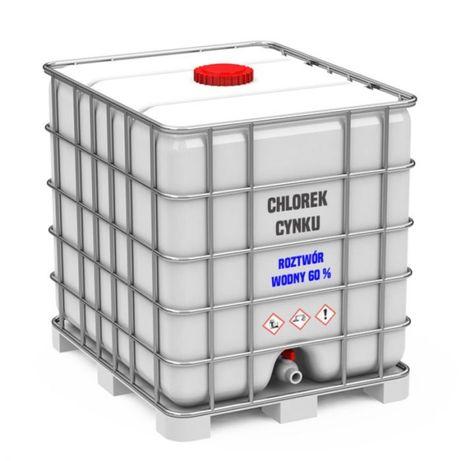 Chlorek cynku roztwór wodny 60 % DPPL 1200 kg