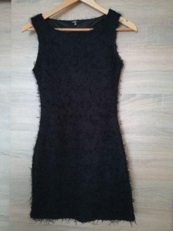 Sukienka mała czarna r. 34 oodji