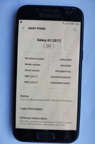 Samsung Galaxy A3 2017 Duos 16GB