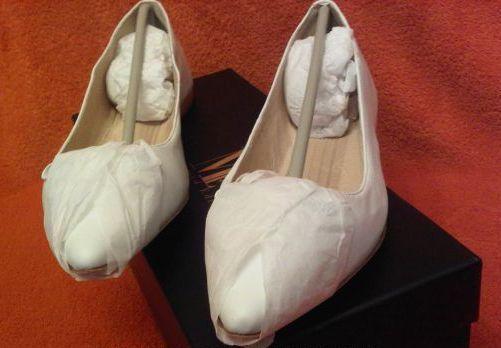 Туфли женские Mia Limited Edition кожаные