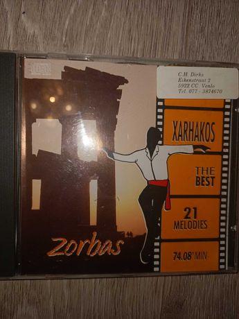 Zorbas Theodorakis Xarhakos The Best 21 melodies