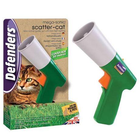 Repelente / Afugentador Ultra-Sónico de cães e gatos - Novo