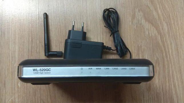 WIFI роутер ASUS WL- 520gc
