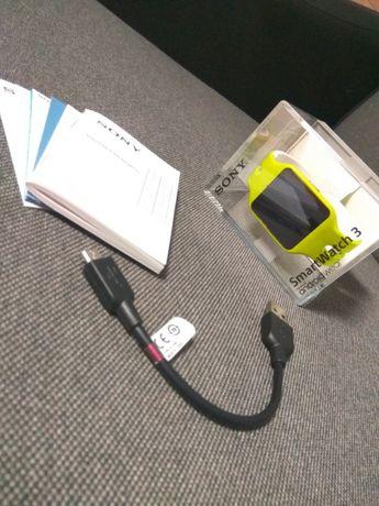 Sony SmartWatch 3 SWR50 Lime Green