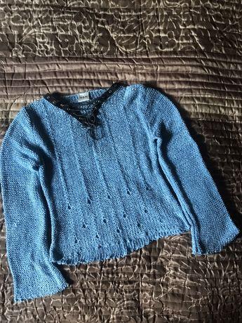 Bluzka-sweterek