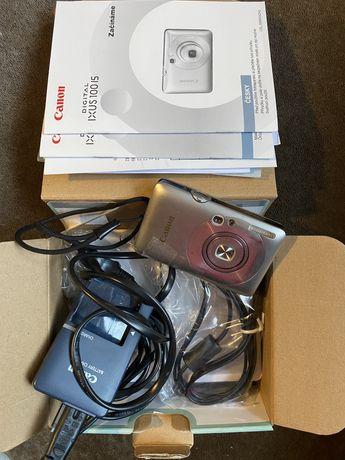 Aparat Canon digital Ixus 100 IS