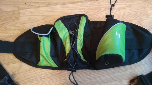 Спортивная сумка на пояс вело сумка urban rock cross 3