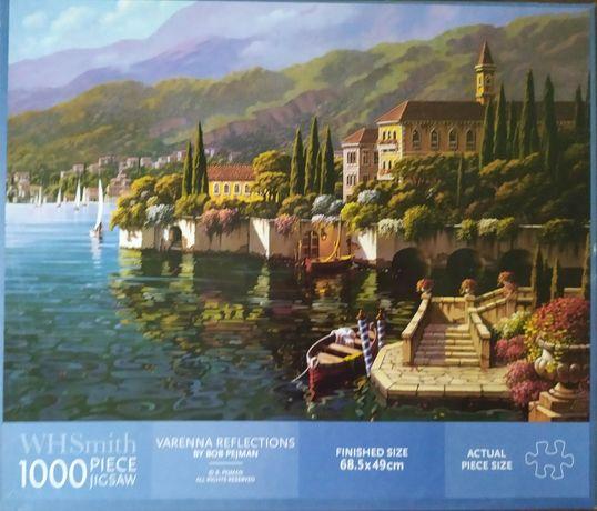 Sprzedam puzzle 1000 WHSmith