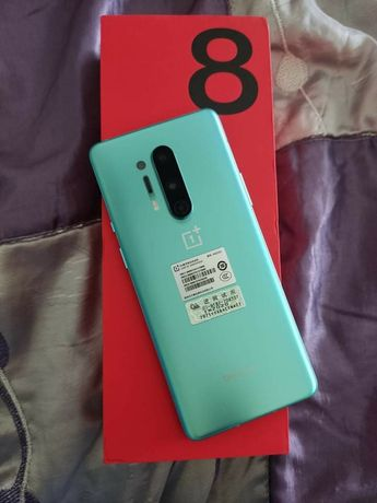 OnePlus 8 pro novo 12/256