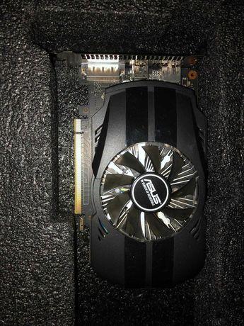Placa Grafica Asus Geforce GTX 1050 TI (COMO NOVA)