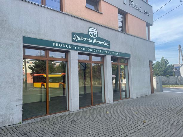 lokal- Złotowska 55 /usługowy/handlowy/biurowy- 60 metrów