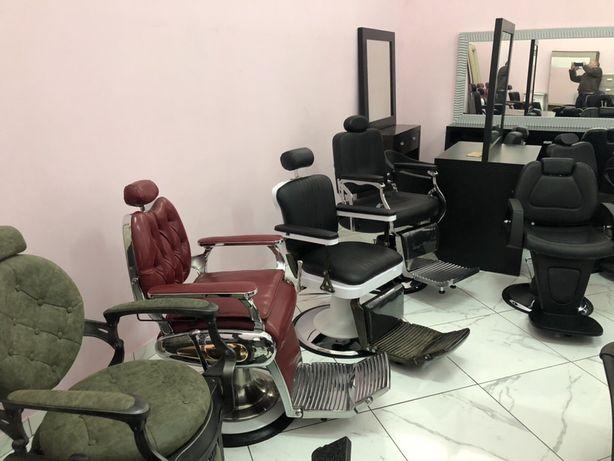 Cadeiras de barbeiro baixo preço