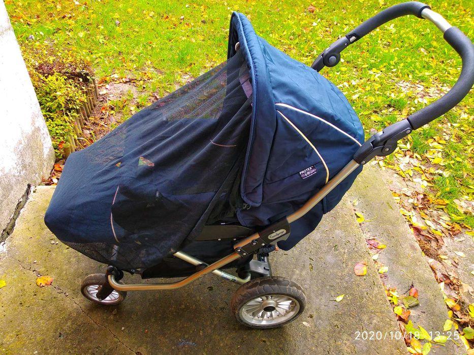 Wózek dziecięcy Emaljunga Komplet Nosidełko Gondola Spacerówka Marki - image 1