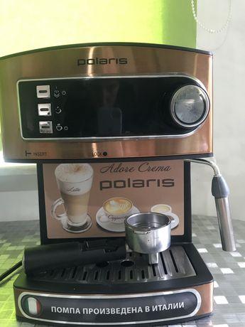 Кофеварка эспрессо POLARIS PCM 1515E Adore Crema