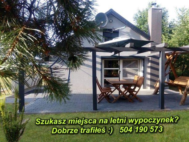 Agroturystyka dom apartament noclegi jezioro Rogóźno Piaseczno Łukcze