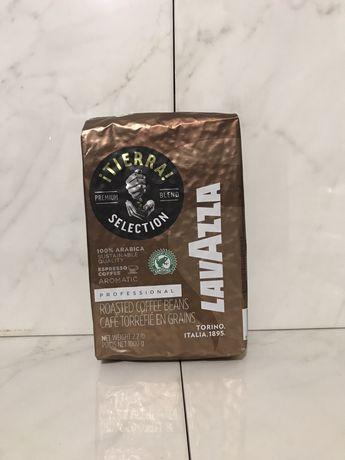 Кофе в зёрнах Кофе Lavazza Tierra 1кг (Италия)