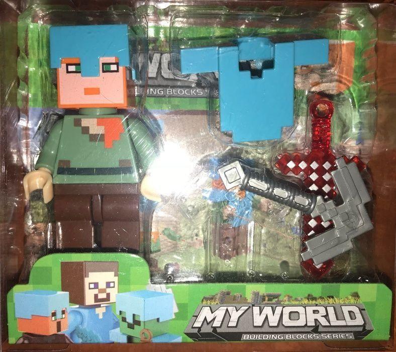 Figurka Minecraft Akcesoria dla Dzieci Zabawka Radom - image 1