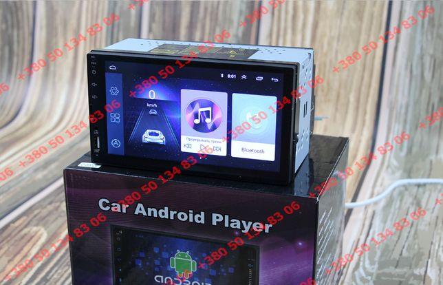 Магнитола Universal A7002.2DIN,GPS,Android 10.1, WIFI/BT/FM