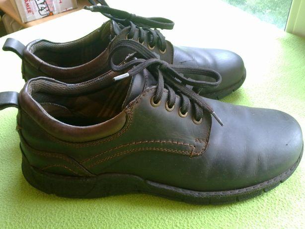 Skórzane buty męskie DR. JURGENS roz. 44