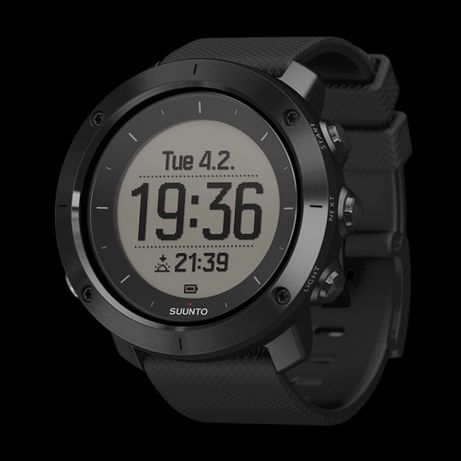Suunto Traverse Sapphire Black, часы спортивные