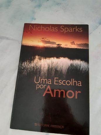 Uma escolha por amor (Nicholas Sparks)
