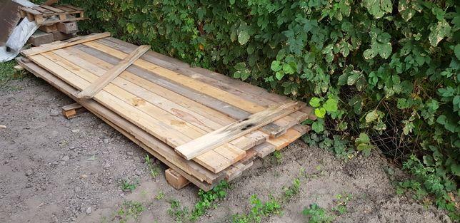 Deski do szalunkowe lub na dach