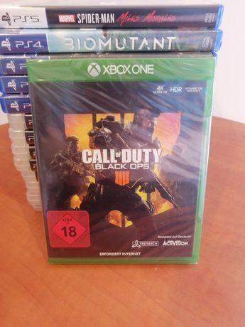 Gra Call Of Duty Black Ops 4 Xbox One / Nowa/ Sklep/ Poznań