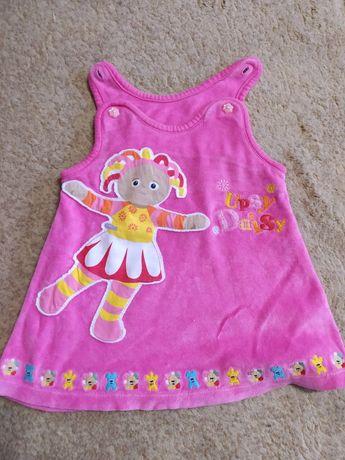 Милое платье для девочки